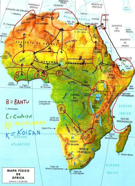 AFRICA PROTO HISTÓRICA