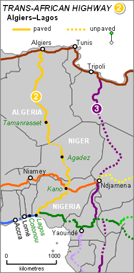 Autopista Transahariana