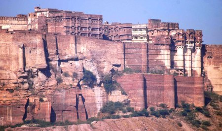Mahrangarh Fort