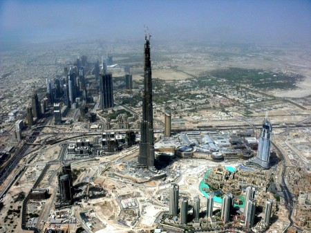 Dubai 3. Burj-Khalifa
