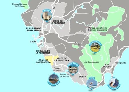 Entorno de Algeciras