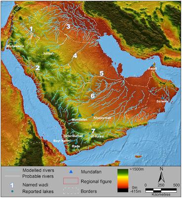 Arabia húmeda