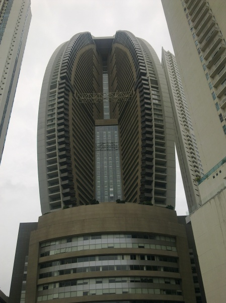 Trump Tower, Costa Pacífica
