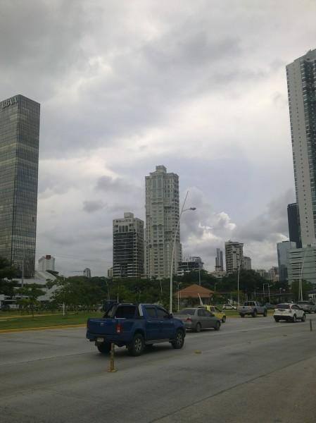 Panamá  City Balboa