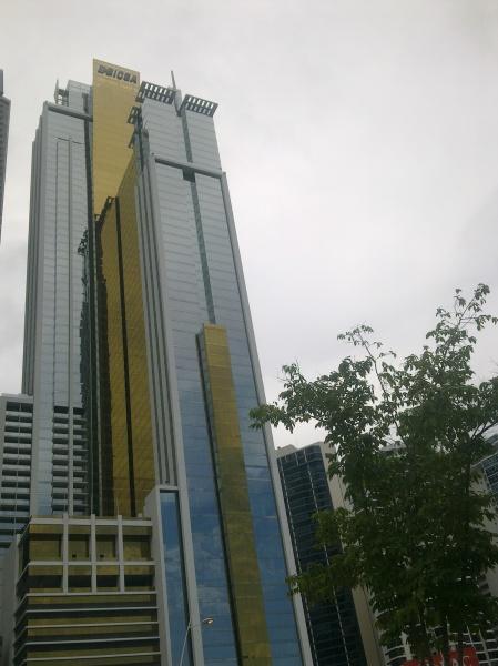 Hotel Hilton, Panamá.