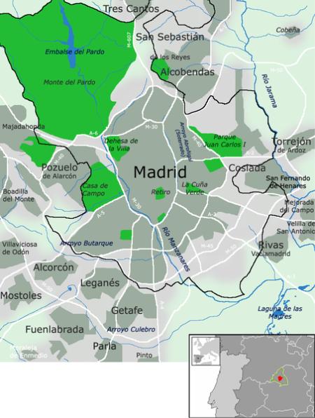 Area Metropolitana de Madrid