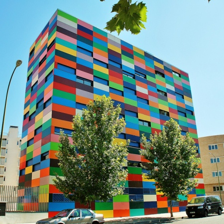 Edificio Contenedores