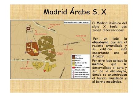 Madrid s X