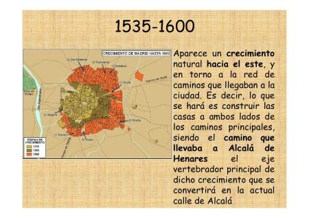 Madrid sXVI 2
