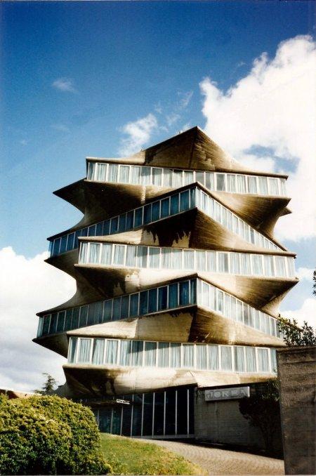 Pagoda Fisac