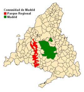 Parque regional del Curso Medio del Guadarrama