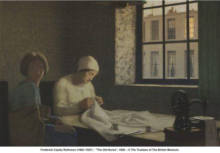Cayley-Robinson-The-Old-Nurse