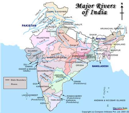 map-of-major-rivers-of-india