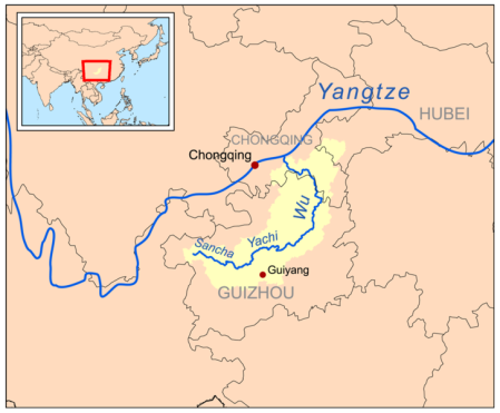 Wu river