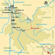 Yunnan rivers