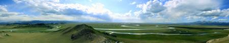 Bayanbulak_grassland