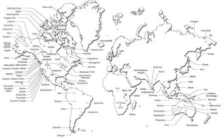 Hunter-Gatherers-World-Map (1)