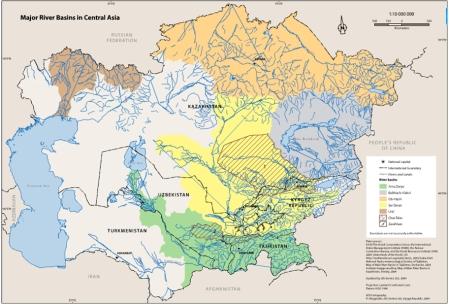 rios asia central