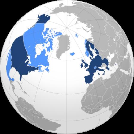 Area de libre comercio Trasatlántico