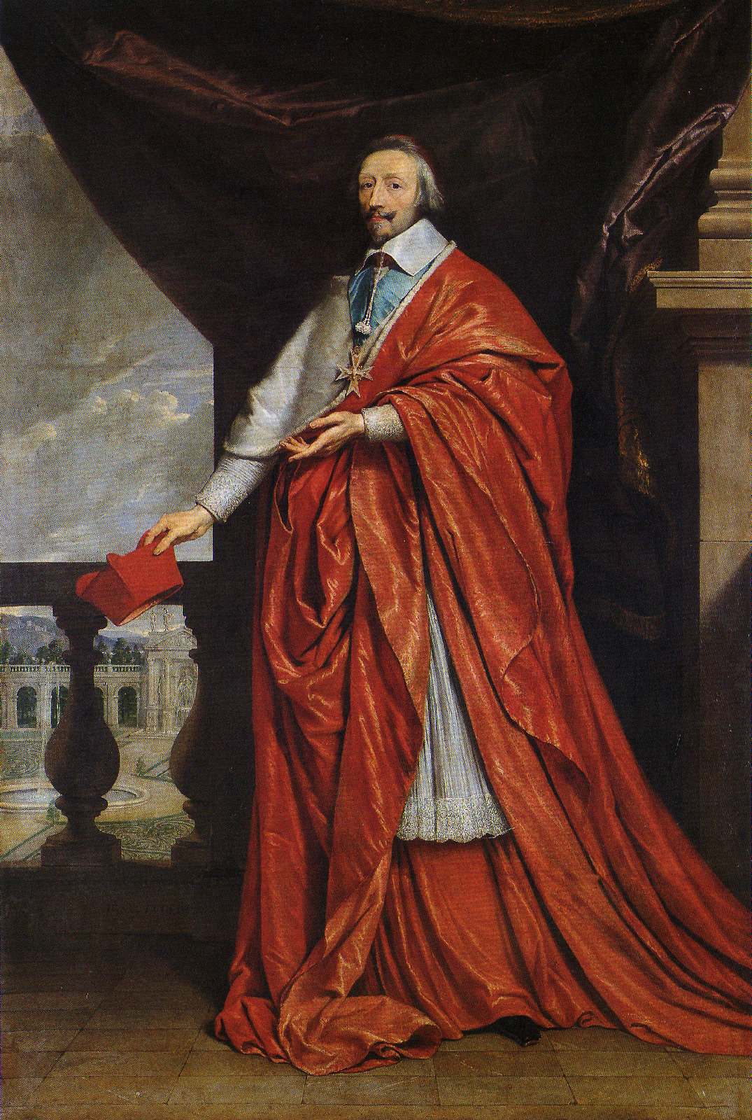 a biography of richelieu a french cardinal Cardinal richelieu is the primary villain of alexandre dumas's the three musketeers and the 1993 disney adaptation of the film portrayed by tim curry, the cardinal is a devious schemer desirous for power.