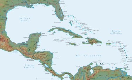 mapa-caribe-fisico