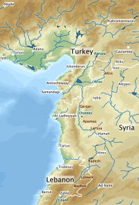 Map_of_the_Orontes_river