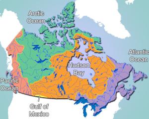 Canada-Drainage