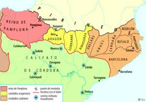 Condados pirenaicos