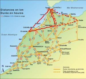 Marroc triangle