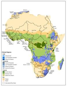 africa biomas