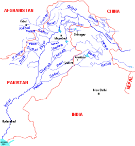 cuenca del indus