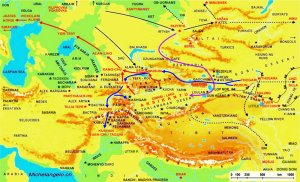 magyar migrations