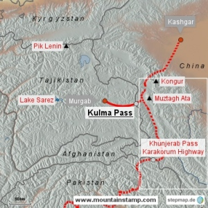 Tajikistan_0000_Map_Kulma_Pass