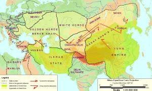 ulus mongoles
