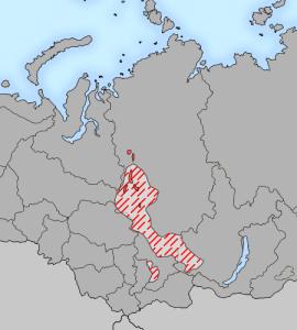 Yeniseian_map_XVII-XX