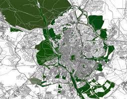 Madrid anillo verde