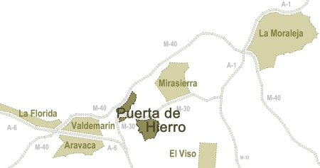Puerta_de_Hierro_Mapa