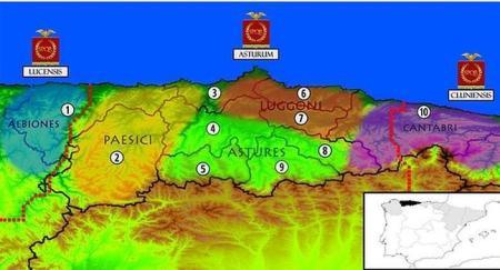 Asturias antigüedad