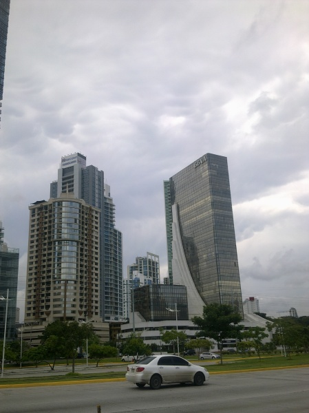 Edificio BBVA Panamá city