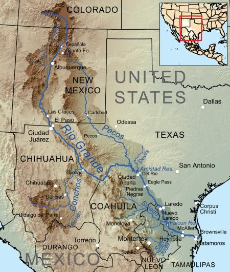 Riogranderivermap