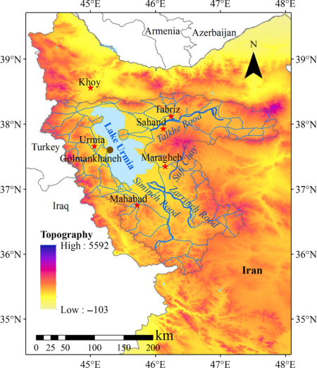 Figure-2-Geographic-locations-of-the-Urmia-Basin-and-Lake-Urmia-in-northwestern-Iran