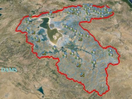urmia basin