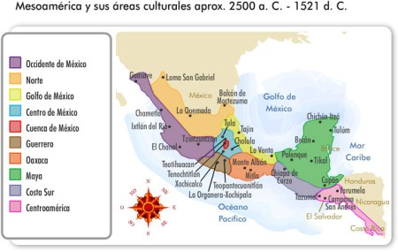 mesoamerica-areas-culturales