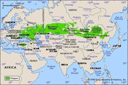 eurasian-steppe