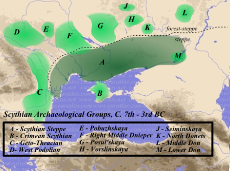 west-scythian-groups